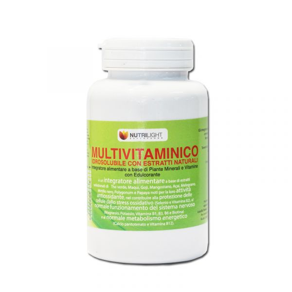 Multivitaminico Idrosolubile