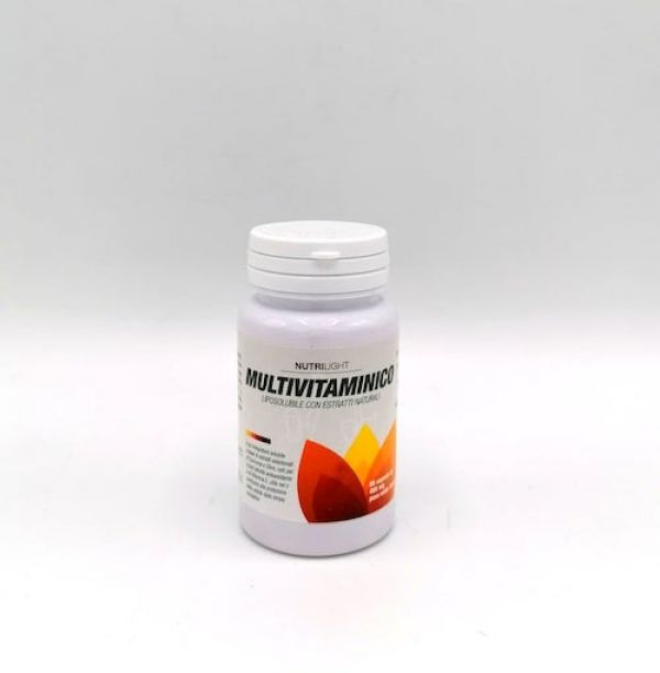 Multivitaminico Liposolubile NUOVO FORMATO